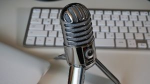 Microphone Podcasts