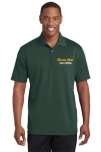 Polo Shirts Embroidered with Classic