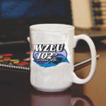 11 Oz Coffee Mug with 102.9 logo